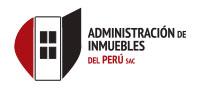 Administración de Inmuebles del Perú Logo